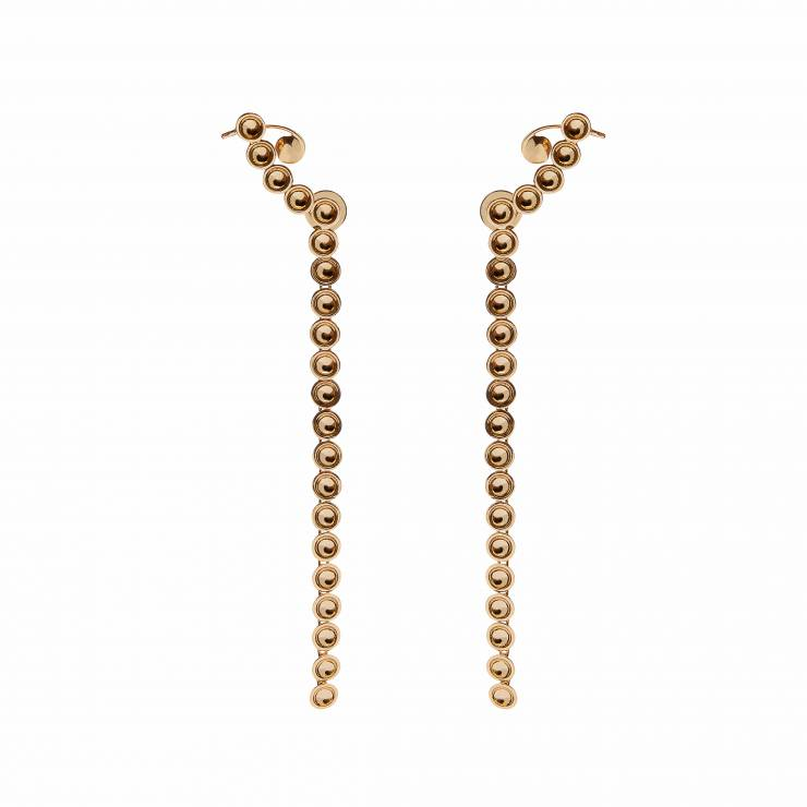 Sleek Cup Ear Cuffs