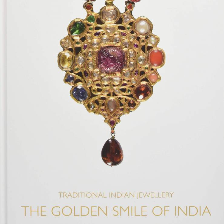 Traditional Indian Jewellery: The Golden Smile of India & Beautiful People