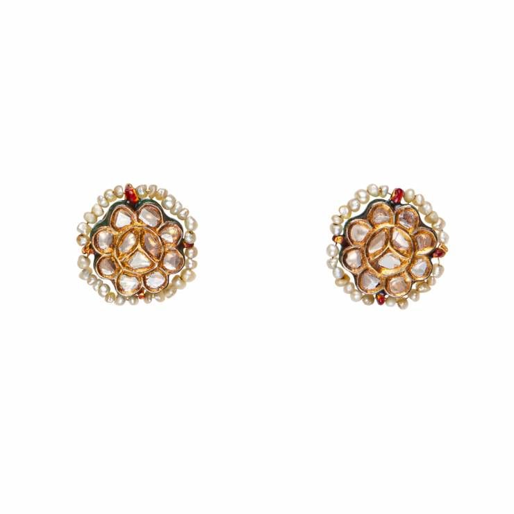 Gold Ear Studs, Karnphul
