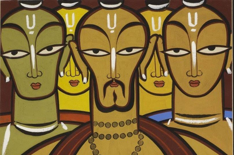 Painting Freedom: Indian Modernism and its Three Rebels